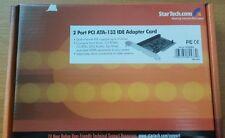 StarTech 2 Port PCI IDE Controller Adapter Card