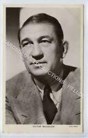 (Lc9119-462) RP, Actor Victor McLaglen, Unused VG-EX