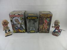 More details for iron maiden 5x head knockers boxed