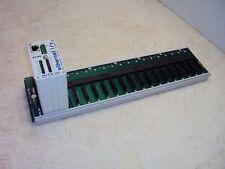 Opto-22 Snap Ethernet Controller Module SNAP-B3000-ENET & SNAPB16M 16 Slot PCB