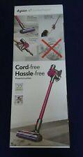 Dyson V7 Motorhead Stick Cord-Free Vacuum Cleaner - Fuchsia