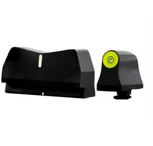 XS DXW2 Big Dot Suppressor Height Sight Yellow For Glock 17,19,22   GL-0015P-3Y