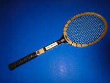 Vintage Wilson Jack Kramer Speed Flo Wood Tennis Racquet. 4 1/2. 13.9 oz.