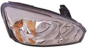 New Chevy Chevrolet Malibu 2004 2005 2006 2007 right passenger headlight light