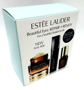 Estee Lauder Eye Repair + Renew Beauty Set~for a Radiant & Youthful Look