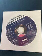Dell Reinstallation DVD Windows Vista Business 32 Bit SP1
