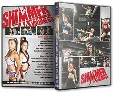 Official Shimmer Women Athletes Volume 63, Female Wrestling Event DVD