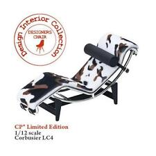 reac 1/12  miniature designer chair Chaise Lounge Le・Corbusier LC4 long chair