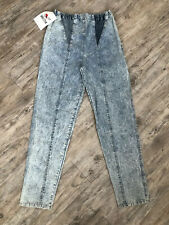 NWT Reaction Vintage Acid Wash High Rise Jeans ~Size 12~