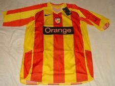 Racing Club De Lens Maillot 100 Ans Nike Football Shirt Édition du Joueur NEUF M