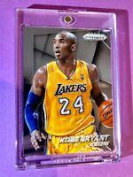 Kobe Bryant PANINI PRIZM EMBOSSED HOT LAKERS BASKETBALL CARD INVESTMENT - Mint!