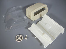 Tamiya 1/10 RC Toyota Hilux Bruiser Mountaineer Interior Seat Window Rear Topper