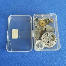 Box of A.S. 1701 Watch Parts