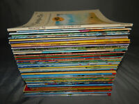 61 kids picture books booklets BULK LOT curious george clifford little critters