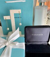 Tiffany &Co. Elsa Reretti Pearls by the Yard™  Earrings, 18K Gold