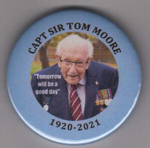 Captain Sir Tom Moore commemorative fridge magnet - 50% GOES TO NHS CHARITIES