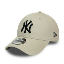 NEW ERA 940 MLB LEAGUE ESSENTIAL CAP NEW YORK YANKEES NY GORRA 12380590 BEIGE