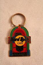 Hard Rock Cafe Orlando Florida Keychain Key Chain