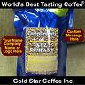 Custom Labeled Coffee with your Company Logo 10lb Jamaica Jamaican Blue Mountain