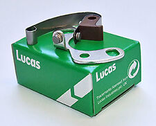 TRIUMPH 5T 6T 500 650 GENUINE LUCAS DX DISTRIBUTOR CONTACT SET 1953-59 LU 400415