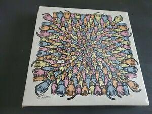 Vintage 1978 500 Piece Puzzle Springbok A Close Circle Of Friends Sealed NIB