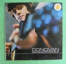 Donovan folk/psych 1965 UK Lp- What's Bin Did & What's Bin Hid