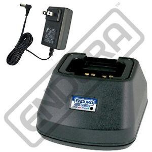 Endura™ TWC1-HA1 Rapid Desktop Charger for Harris XG25 XG75 P5300 P7300 Radio
