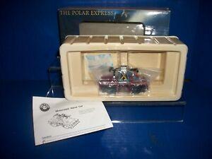 Polar Express Elf Handcar