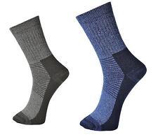 Portwest SK11 Polsterung Baumwolle Hochwertig Workwear Extra Komfort Socke
