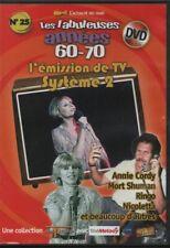 LES FABULEUSES ANNEES 60 70 ... N°25... RINGO, SHUMAN, LAMA, DASSIN, SARDOU