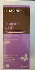 M# Betadine Vaginal Douche 100ml  feminine wash for women w douching apparatus