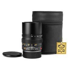 Leica 90mm F2.8 ELMARIT-M 11807 Germany Lens EXC+