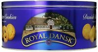 Royal Dansk Danish Butter Biscuits 1.8Kg Lovely Cookies