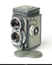 Camera Rolleiflex  4x4  With  SCHNEIDER  3,5/60mm PARTS