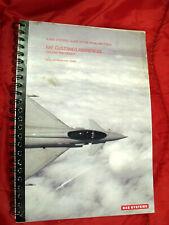 BAE Systems RAF Customer Awareness Course Handbook Issue 14 (November 2009)