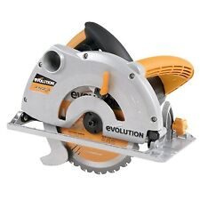 Evolution 041-0002A rage-b multipurpose scie circulaire 185 mm 230 v neuf