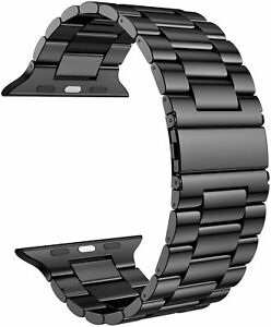 Stainless Steel Metal Band strap For Apple Watch iWatch Series 6 5 4 3 2 1 SE