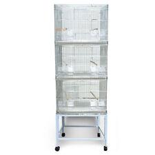 Modulo gabbie per uccelli allevamento esposizione da 60 cm