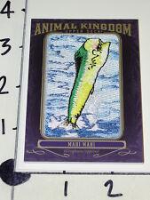 Mahi Mahi: 2012 Goodwin Champions Animal Kingdom Patch / #AK131 - build that set