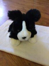 "Westminster Inc. Black & White Puppy Dog 10""  Reg. No. PA-7508 Standing Puppy."