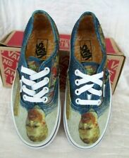 VANS Van Gogh Museum SELF PORTRAIT SK8 Shoes Size 3.5 Mens 5.0 Womens  NEW