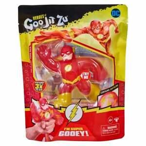 Heroes of Goo Jit Zu DC Superheroes - Super Gooey The Flash - Stretches 3x Size