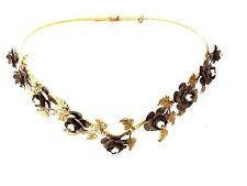 Edwardian Ormolu Bridal Headdress