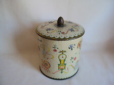 Vintage Tin Box Made In England
