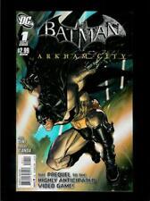 Batman Arkham City # 1 (DC, VF / NM) Flat Rate Combined Shipping!