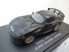 Revell: Eagle`s Race Dodge Viper GTS-R schwarz 1:43, unbespielt, TOP + OVP