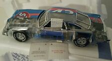 FRANKLIN MINT 1977 RICHARD PETTY CUTLASS CLEAR CAST B11XD78 MIB FACTORY FRESH