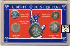 Liberty Coin Heritage Set (OOAK)