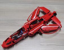 LEGO® Technic Düsenflugzeug Flugzeug Jet rot  LK - 9394 Technik Ersatzteile