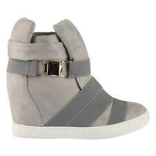 Zapatillas deportivas de mujer de color principal gris talla 36